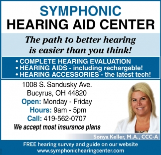 The path to better hearing is easier than you think!