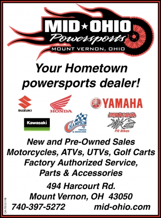 Yout Hometown powersports dealer!