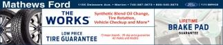 Low Price ~ Tire Guarantee