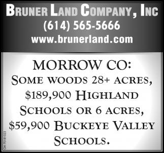 Morrow Co