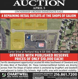 Auction April 5