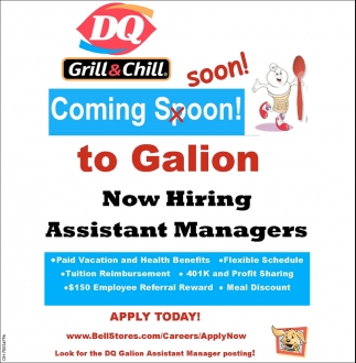 Assistant Managers