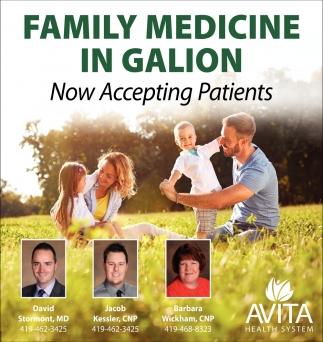 Family Medicine in Galion