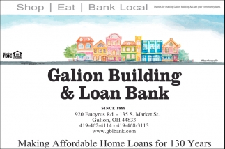 Making Affordable Home Loans for 130 Years