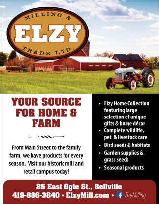 Your Source for Home & Farm