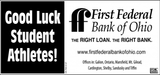 The Right Loan, The Right Bank