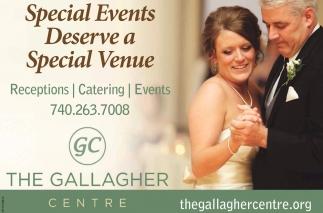 Special Events Deserve a Special Venue