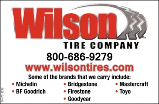 We sell new and used tires and provide tire services