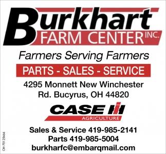 Garmers Serving Farmers