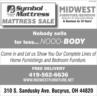 Symbol Mattress - Mattress Sale