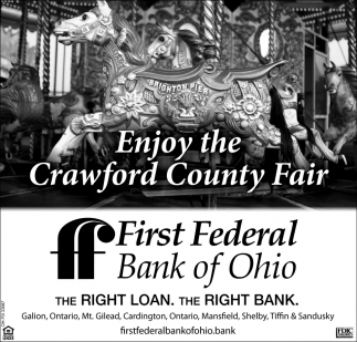 Enjoy the Crawford County Fair